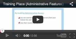 Training Kiosk Admin tutorial video